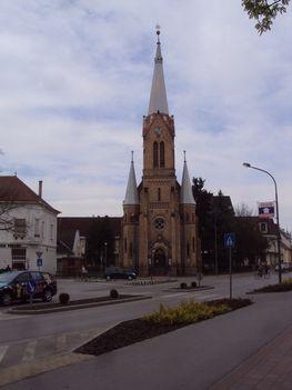 Szentes Evangélikus Templom