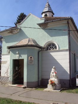 Szentes jÓ PÁSZTOR Kórház Kápolna
