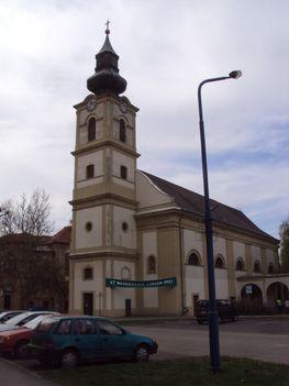 Szentes Szent Anna Római Katolikus Templom