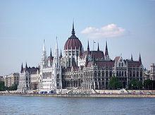 Buda Pest Parlament