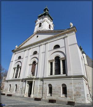 A Győri Bazilika - The Basilica Of Győr - Hungary