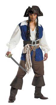 Karib tenger kalózai - Jack Sparrow  jelmez