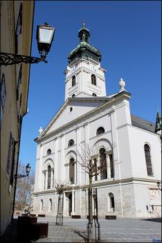 Nagyboldogasszony Székesegyház - Bazilika - Győr - Magyarország