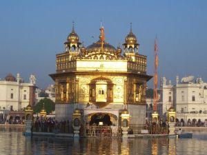 Punjab arany-templom