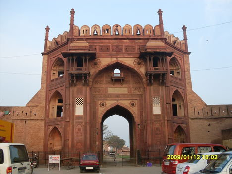 Punjab_India- Nurmahal_Sarai_Mughal_Heritage