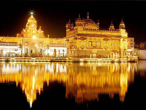 punjab-india- harmandir-sahib-golden-temple-amritsar-