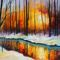 Téli erdő-499055