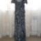 112 cm.magas szobor