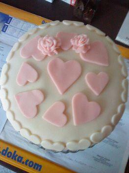 Léna néni tortája