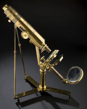 Régi mikroszkóp