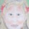 Fiona Szofia Toth , 30 x 40 kréta