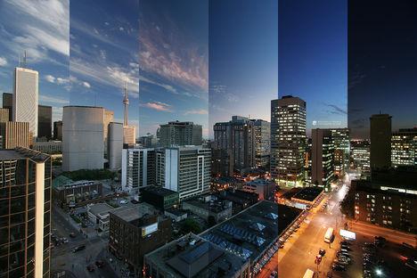Torontó: nappalból éjszakába
