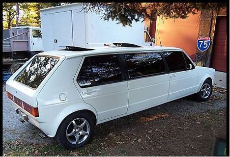 limo Golf 1