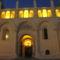 Pécs, a Székesegyház főbejárata