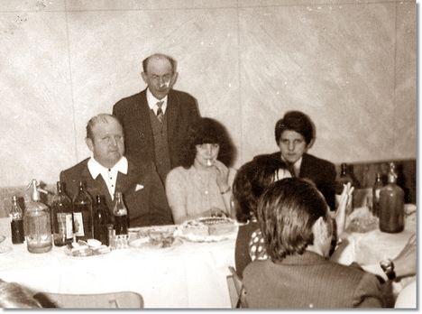 Szabó Károly, Bognár Ferenc, Ildikó és Tihamér