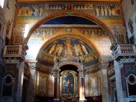 Basilica Santa Prassede 46
