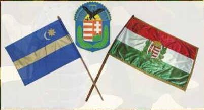 Székely Magyar Nemzetőrség logó