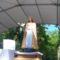 vasvári zarándokút  - Szűzanya aszabadtéri oltáron