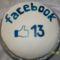 Facebook torta