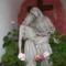 Fájdalmas Szűzanya szobra