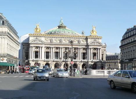 Operaház-Párizs