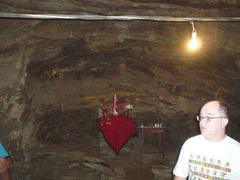 bánya oltár
