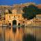 Gadi Sagar víztározó - Jaisalmer, Rajasthan