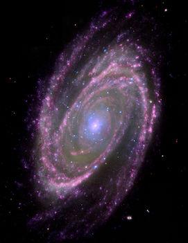 Neutroncsillag a galaxisban