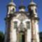 St Francis templom Ouro Preto