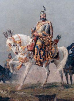 Árpád király