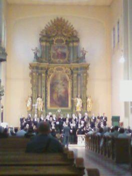 Szent Imre templom Budapesten 1