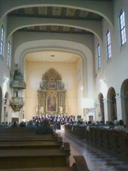 Szent Imre templom Budapesten 2