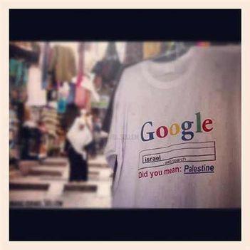 A google: palesztina-izrael