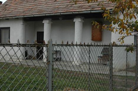 A régi családi ház,ma.