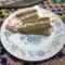gesztenyés torta szelet