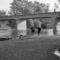 1940. Rábaszentmihály, Rába híd