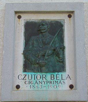 Czutor Béla (Béla cigány)