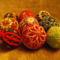 temari ajándék labdák