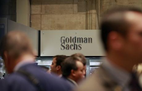Goldman Sachs világméretű bankszervezet