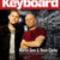 KeyBoard May 2012 Cover - Martin Gore & Vince Clarke
