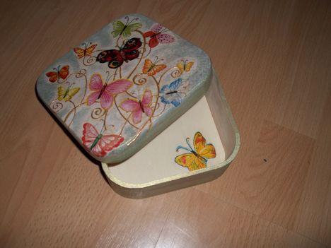 Még több pillangó