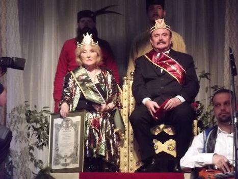 Császári koronázás Eger 2012 május 19-20.