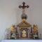 A Kálváriatemplom oltára