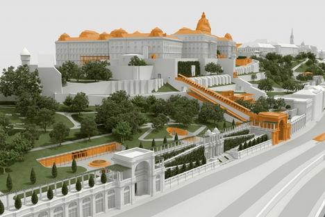 Budavári Királyi Palota felújítása