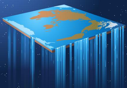 flat-planet