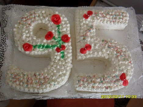 Mamikám tortája