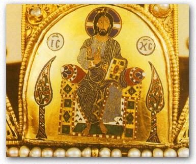 Szentkorona első pantokrátor
