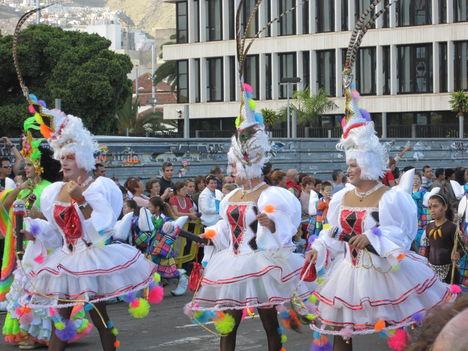 Tenerifei karnevál 67