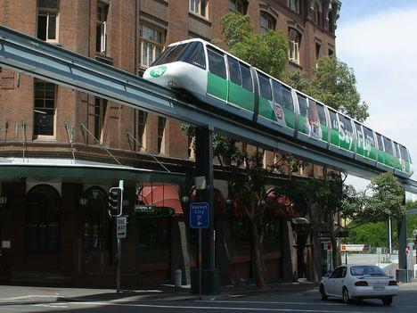 Vasút a városban
