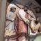 Veronika kendőt nyújt Jézusnak